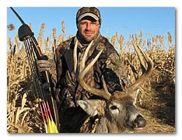 kansas whitetail deer hunt