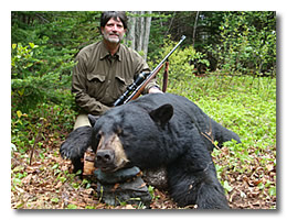 canada black bear hunt