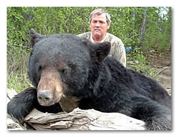 Click here to learn more about our black bear hunt.