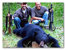 Click here to learn more about this Oregon black bear hunt.
